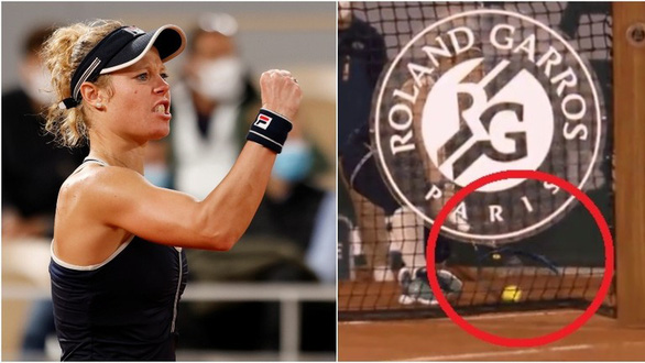 Sau chiến thắng, tay vợt Đức bị kêu gọi loại khỏi Roland Garros - Ảnh 1.