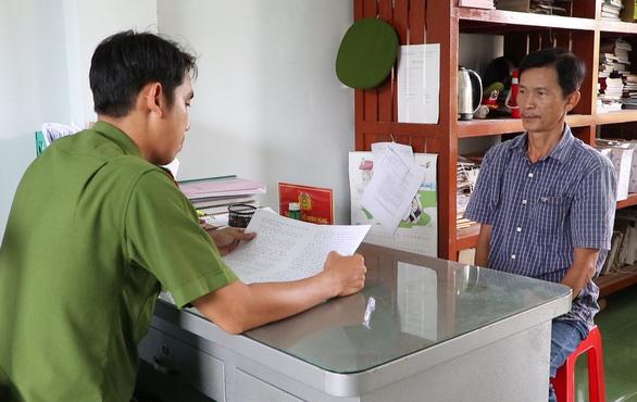 Phùng Hải Triều bị khởi tố, cấm đi khỏi nơi cư trú - Ảnh: THANH NAM