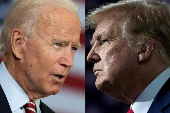 Ông Biden công bố hồ sơ thuế ngay trước thềm cuộc tranh luận đầu tiên - Ảnh 1.