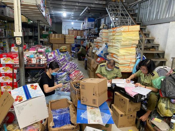 Cơ sở tại Hà Nội làm nhái bao bì sản phẩm của công ty ở TP.HCM - Ảnh 3.