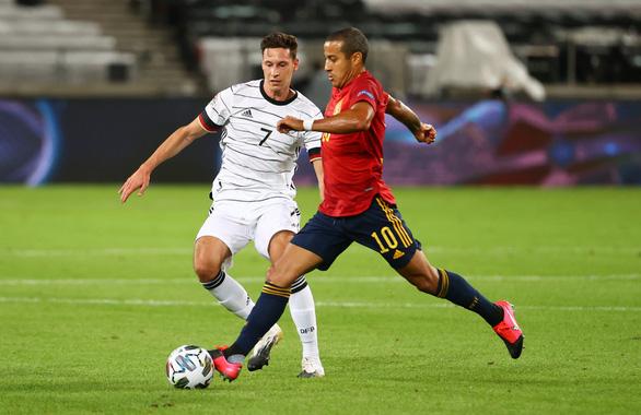 Timo Werner tỏa sáng, Đức vẫn bị Tây Ban Nha cầm chân ở phút 90+6 - Ảnh 1.