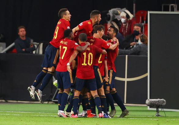Timo Werner tỏa sáng, Đức vẫn bị Tây Ban Nha cầm chân ở phút 90+6 - Ảnh 6.