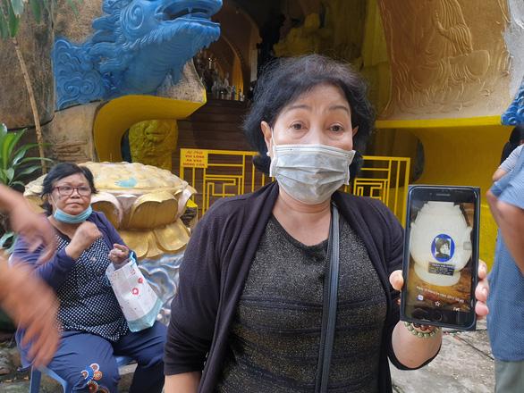 Tro cốt mất danh tính tại chùa Kỳ Quang 2 có xét nghiệm ADN được nữa không? - Ảnh 2.
