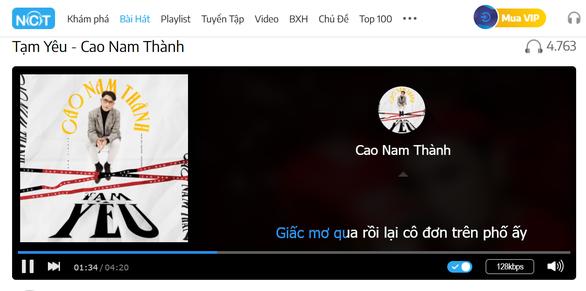 Cao Nam Thành vội vã Tạm yêu - Ảnh 2.