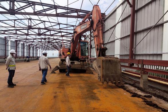 Không có chuyên gia Trung Quốc tham gia dự án sửa chữa mặt cầu Thăng Long - Ảnh 1.