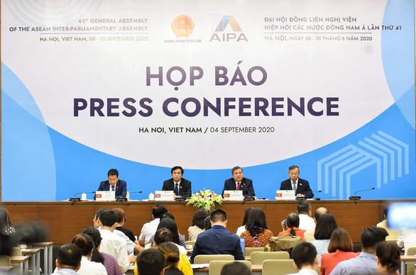 Quốc hội Việt Nam tổ chức Đại hội đồng AIPA 41: họp trực tuyến lần đầu trong lịch sử - Ảnh 2.