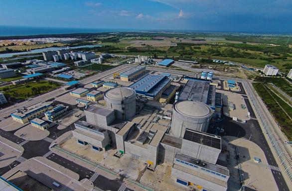 Trung Quốc mở rộng nhà máy điện hạt nhân gần Việt Nam - Ảnh 1.