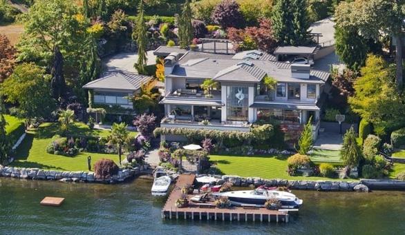 Vì sao giới nhà giàu chuộng bất động sản ven sông? - Ảnh 1.