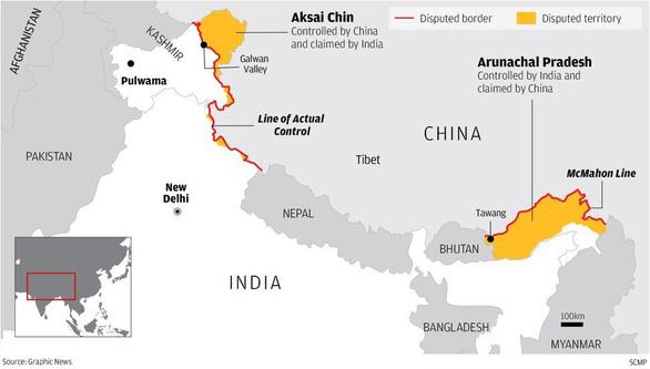 Hé lộ lực lượng bí mật của Ấn Độ vừa tham chiến với Trung Quốc - Ảnh 2.