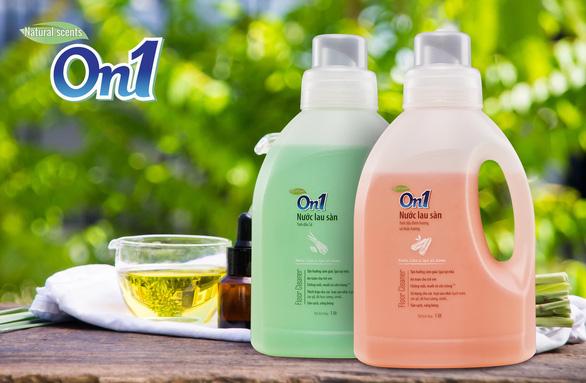 Tinh dầu đinh hương, hoắc hương: Lựa chọn mới cho nước lau sàn - Ảnh 1.
