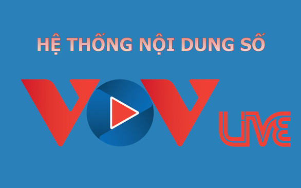 VOV ra mắt bộ nhận diện mới, đẩy mạnh nội dung số - Ảnh 3.