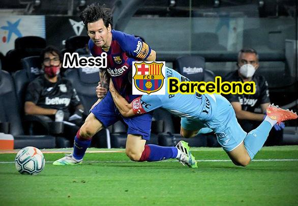 Messi mất lòng người hâm mộ khi quyết định ở lại Barca - Ảnh 2.