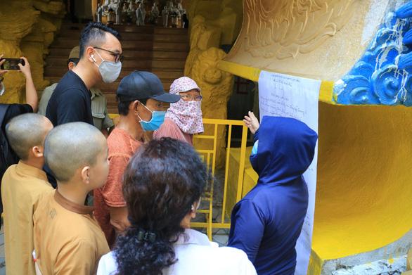 Tạm ngưng chức trụ trì chùa Kỳ Quang 2 với sư Thích Thiện Chiếu - Ảnh 4.