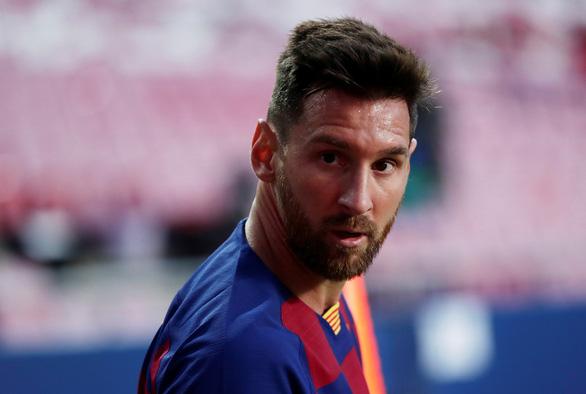 Messi ở lại Barca, chấm dứt mọi đồn đoán - Ảnh 1.