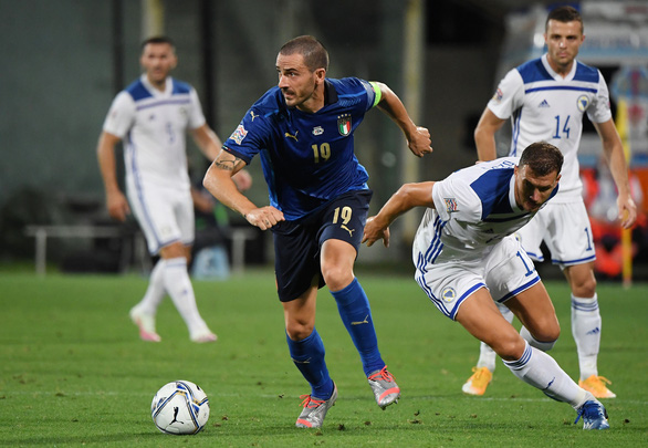 Bảng A1 Nations League 2020-2021: Ý hòa, Hà Lan thắng sát nút - Ảnh 2.