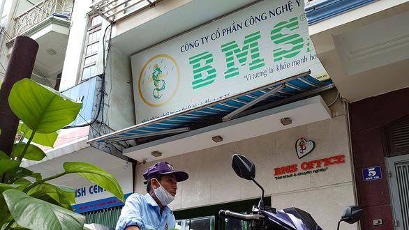 Ông lớn thiết bị y tế BMS và những gói thầu tiền tỉ khắp cả nước - Ảnh 1.