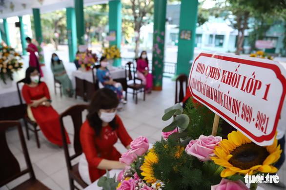 Lễ khai giảng online đặc biệt ở Đà Nẵng - Ảnh 3.