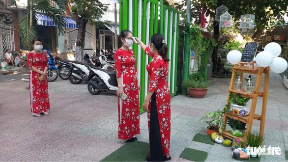 Lễ khai giảng online đặc biệt ở Đà Nẵng - Ảnh 7.