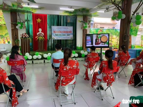 Lễ khai giảng online đặc biệt ở Đà Nẵng - Ảnh 8.