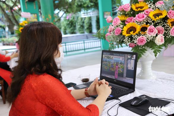 Lễ khai giảng online đặc biệt ở Đà Nẵng - Ảnh 5.