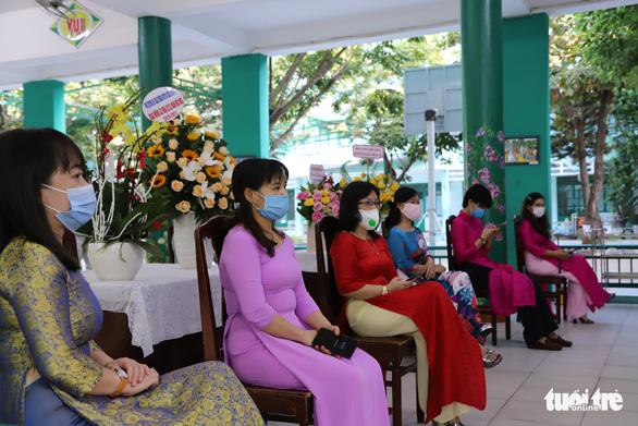 Lễ khai giảng online đặc biệt ở Đà Nẵng - Ảnh 4.