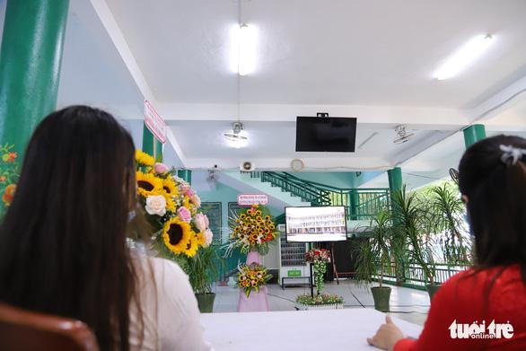 Lễ khai giảng online đặc biệt ở Đà Nẵng - Ảnh 2.