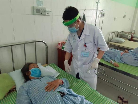 Thêm một bệnh nhân tại Quảng Nam nhập viện sau khi ăn patê Minh Chay - Ảnh 1.