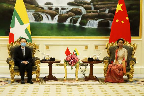 Vành đai - Con đường ì ạch ở Myanmar khiến Trung Quốc lo lắng - Ảnh 1.