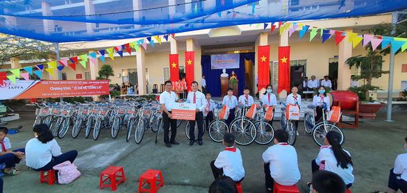 Japfa Comfeed Việt Nam thực hiện chương trình Vì thế hệ tương lai năm 2020 - Ảnh 1.