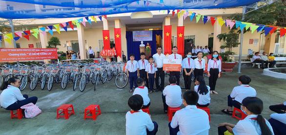 Japfa Comfeed Việt Nam thực hiện chương trình Vì thế hệ tương lai năm 2020 - Ảnh 2.