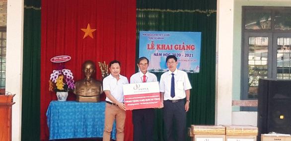 Japfa Comfeed Việt Nam thực hiện chương trình Vì thế hệ tương lai năm 2020 - Ảnh 4.