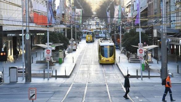 Melbourne gia hạn phong tỏa nghiêm ngặt thêm 2 tuần - Ảnh 1.