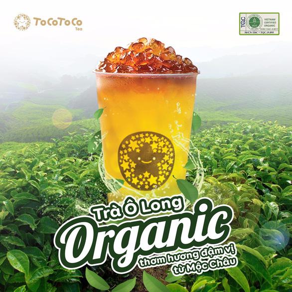 Trà sữa ToCoToCo đồng hành cùng nông sản Việt - Ảnh 1.