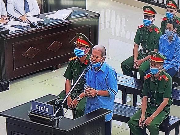 Vụ án Đồng Tâm: Bị cáo hối hận xin lỗi gia đình 3 chiến sĩ công an hi sinh - Ảnh 2.