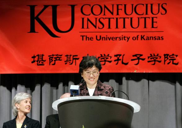 Mỹ sẽ đóng cửa tất cả Viện Khổng Tử của Trung Quốc? - Ảnh 1.
