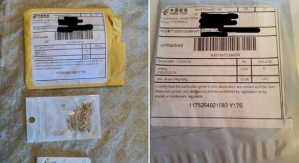 Amazon cấm bán hạt giống nước ngoài tại Mỹ - Ảnh 1.