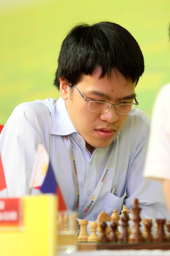 Quang Liêm có cơ hội tái đấu vua cờ Magnus Carlsen - Ảnh 1.