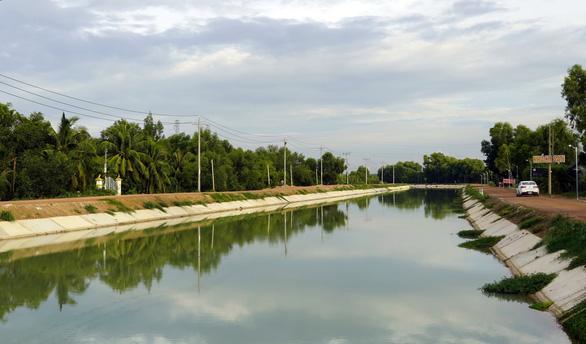 Hành trình mở nguồn nước Dầu Tiếng - Kỳ 3: Anh hùng trên kênh chính Tây - Ảnh 3.