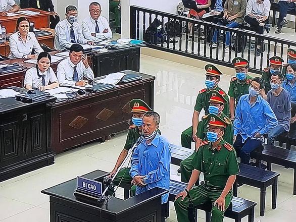 Vụ án Đồng Tâm: Bị cáo hối hận xin lỗi gia đình 3 chiến sĩ công an hi sinh - Ảnh 3.