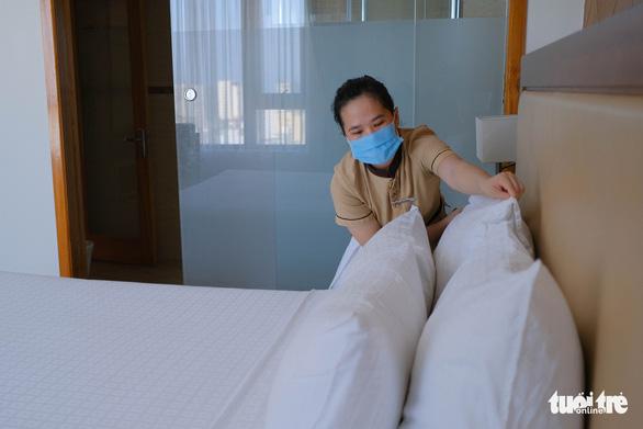 Đà Nẵng: Khách sạn, cơ sở lưu trú phải có khu cách ly khi đón khách - Ảnh 1.