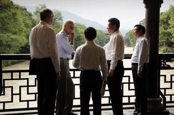 Niềm tin tan vỡ của ông Joe Biden về Trung Quốc - Ảnh 1.