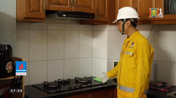 An toàn phòng cháy, chữa cháy hướng dẫn sử dụng Gas an toàn - Ảnh 2.