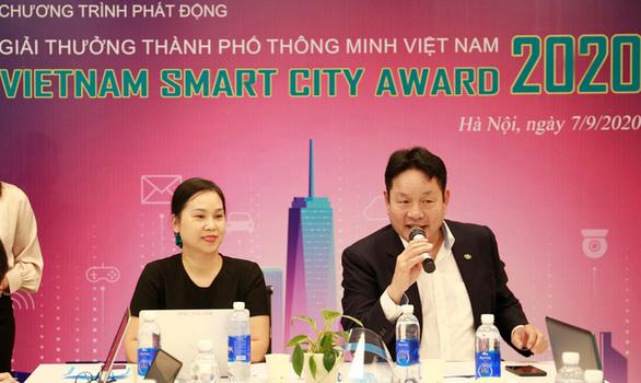 Thành phố nào thông minh nhất Việt Nam? - Ảnh 1.