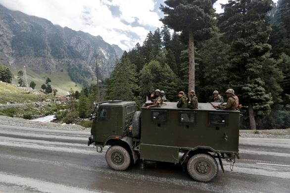Ấn Độ đòi Trung Quốc trao trả 5 thường dân nghi bị bắt ở biên giới - Ảnh 1.
