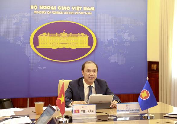 ASEAN khẳng định cam kết khu vực Đông Nam Á không có vũ khí hạt nhân - Ảnh 1.