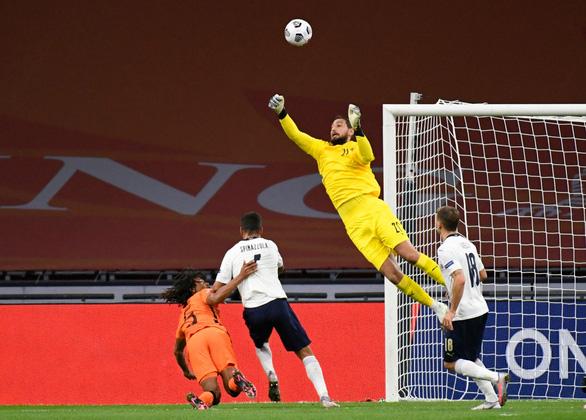 Thi đấu nhạt nhòa, Hà Lan bị Ý đánh bại ở Nations League - Ảnh 4.