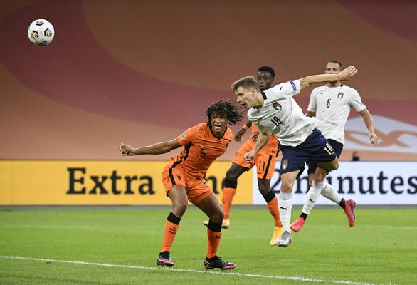 Thi đấu nhạt nhòa, Hà Lan bị Ý đánh bại ở Nations League - Ảnh 3.