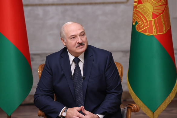 Belarus President says Russia will be next if Belarus collapses - Photo 1.