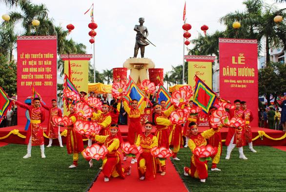 Hai lễ hội lớn của tỉnh Kiên Giang chỉ còn phần lễ, bỏ phần hội - Ảnh 1.