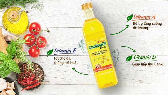 Bổ sung vitamin A củng cố lá chắn ngoài cùng bảo vệ sức khỏe - Ảnh 2.